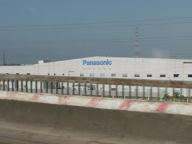 ハノイのPanasonic工場
