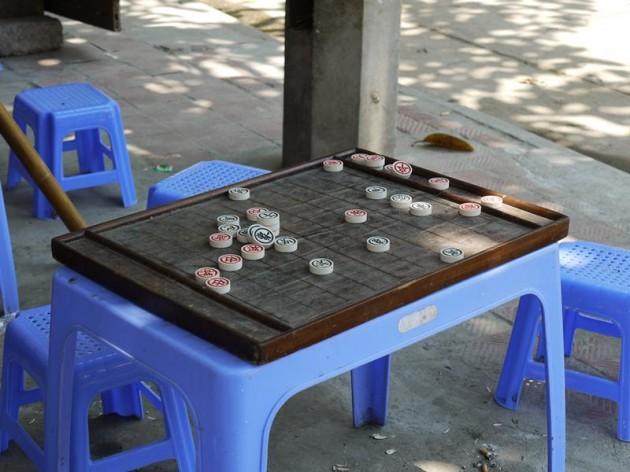 バッチャン村の遊び