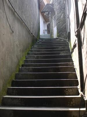 九份の階段