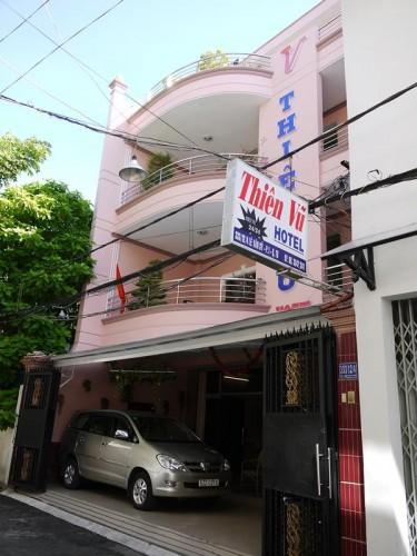 Thien Vu Hotel(ティエン ヴュ ホテル)