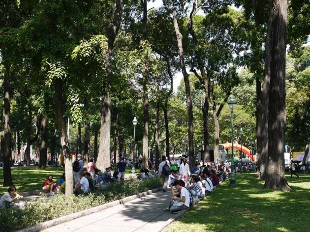 ヴァンホア公園